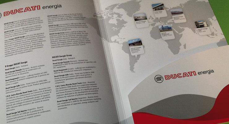 Ducati Energia Spa