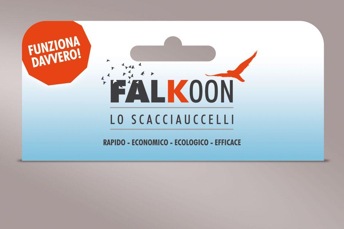 Falkoon - Logo design bologna