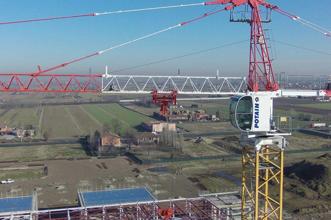 Philip Morris MTB Bologna - Video con drone