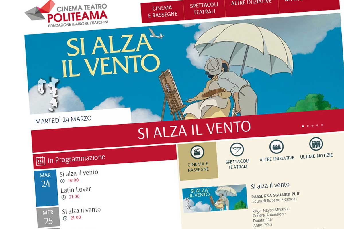 web design bologna